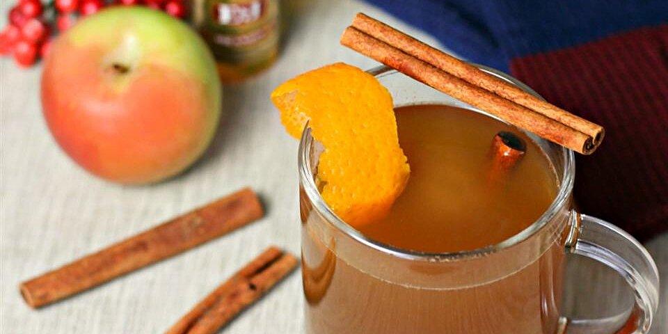 hot cinnamon apple brandy cider recipe