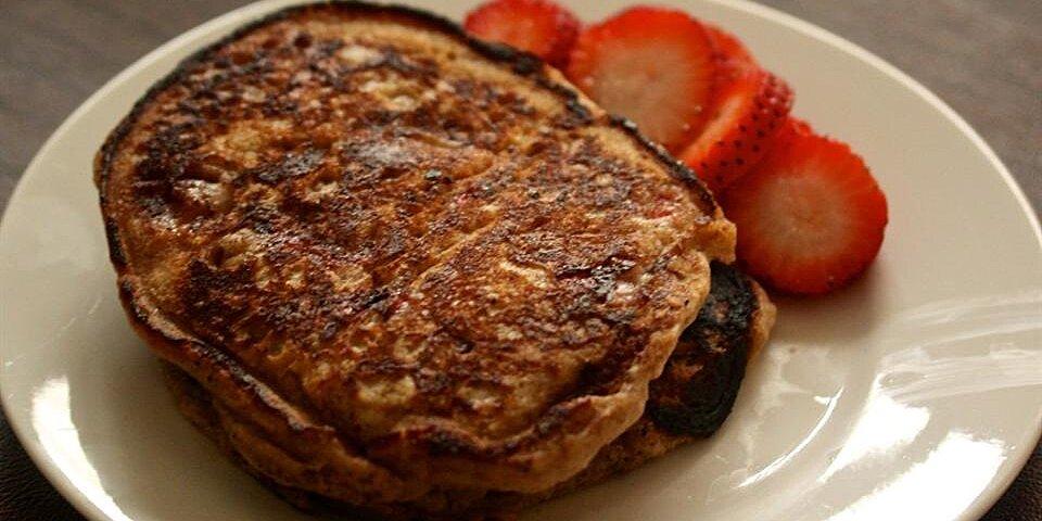 fluffy spelt pancakes recipe