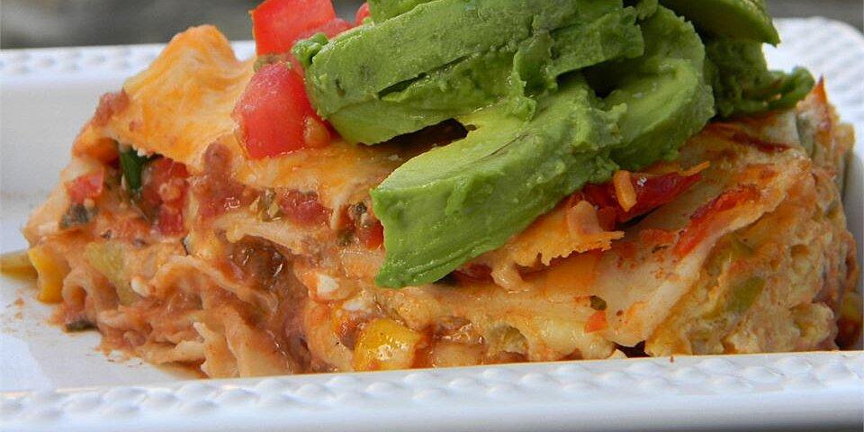 spicy mexican torte recipe