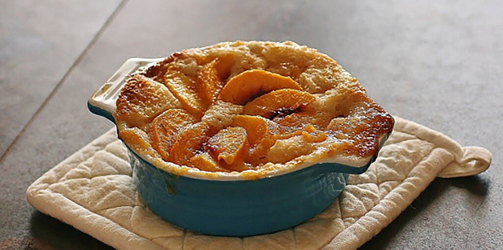 kelleys peach cobbler recipe