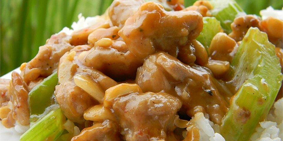 kung pao chicken stir fry recipe