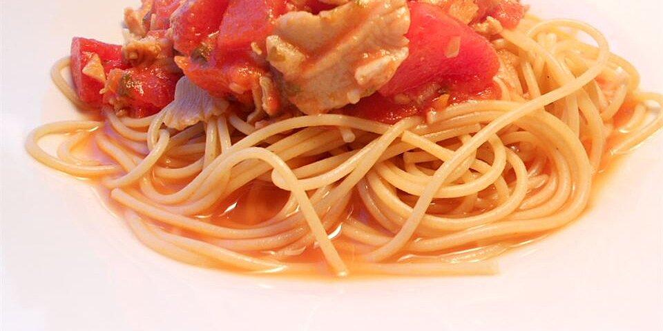 quick clam sauce recipe