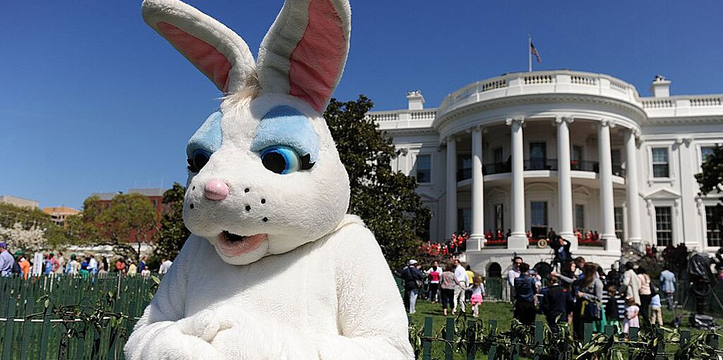 15 surprising facts about the white house easter egg roll