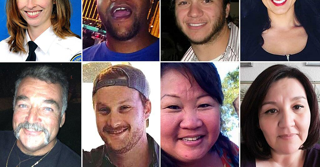 Las Vegas Shooting Victims Remembered Photos Stories People Com