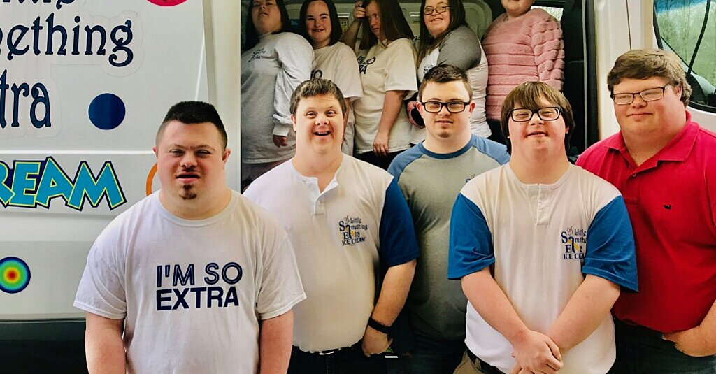 Meet the Alabama Teen with Down Syndrome Who Is the CEO of an Ice Cream Truck