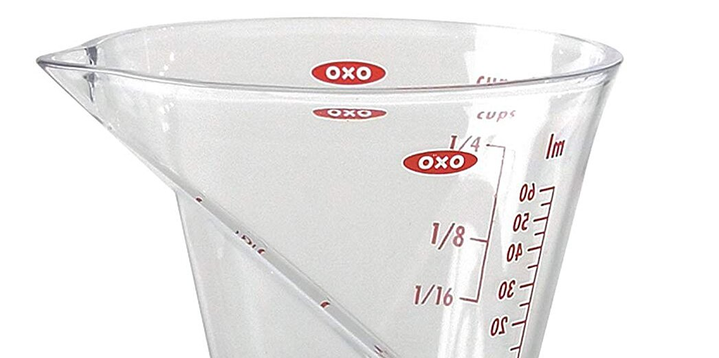 this clever mini measuring cup is perfect for cooking baking and