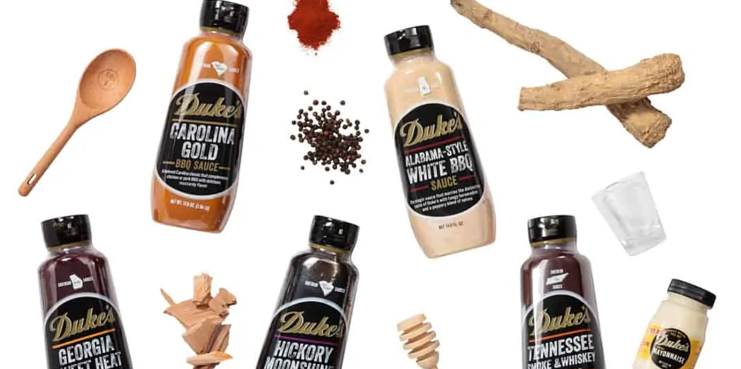 dukes mayonnaise is releasing dukes southern sauces this