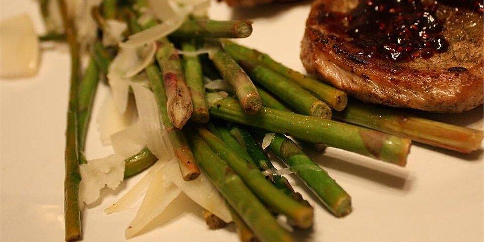 easy delicious asparagus recipe