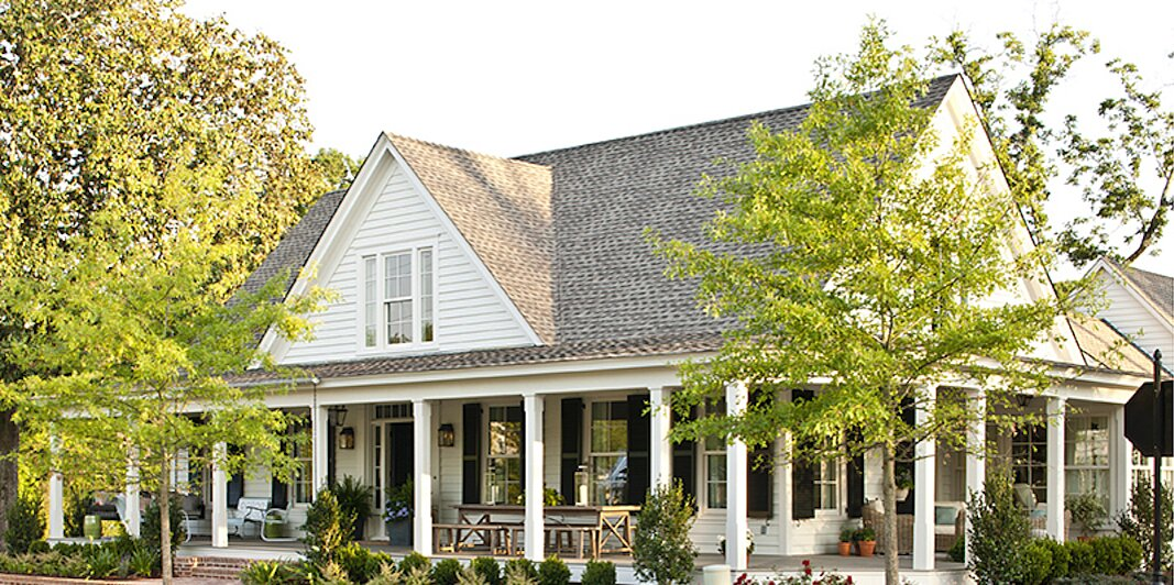 These 5 Best-Selling House Plans Feature Dreamy Wrap-Around Porches