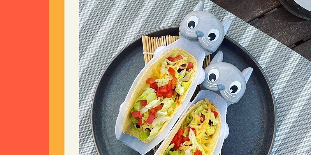 amazon shoppers love these dog and cat taco holders