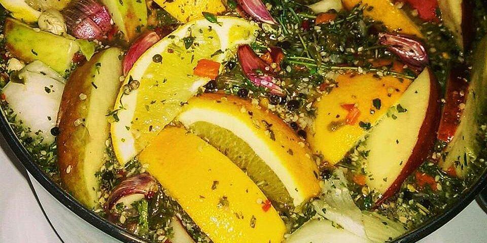 harvest turkey brine recipe