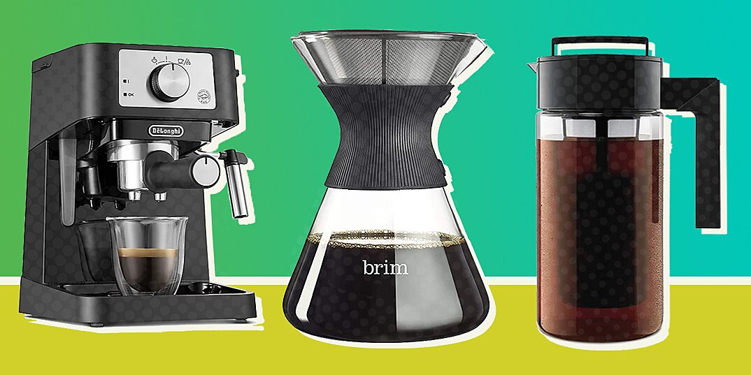 the best coffee makers and espresso machines