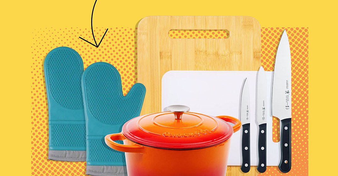 Kitchen Essentials: Everything You Need for Less Than $200