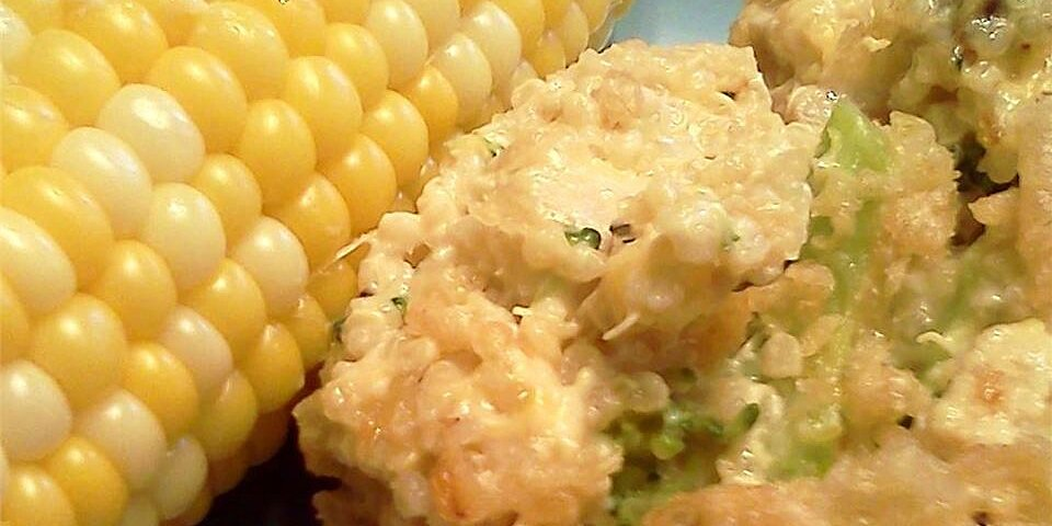 quinoa broccoli casserole recipe