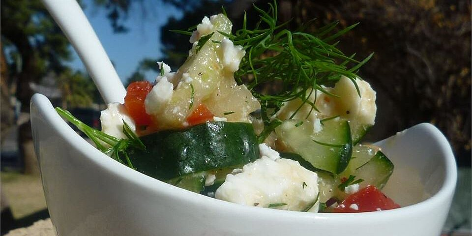 cucumber feta salsa recipe
