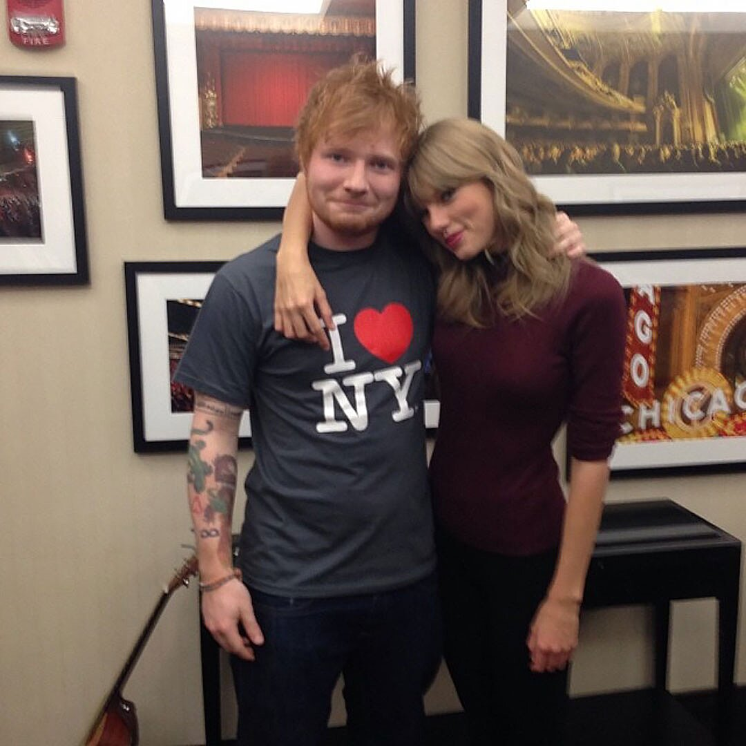 Ed Sheeran And Taylor Swift A Friendship Timeline People Com