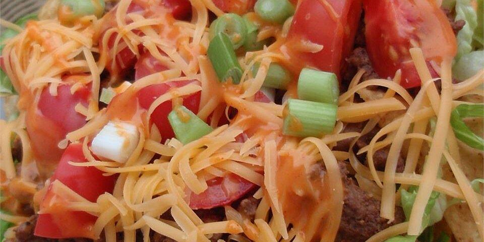 taco salad ii recipe