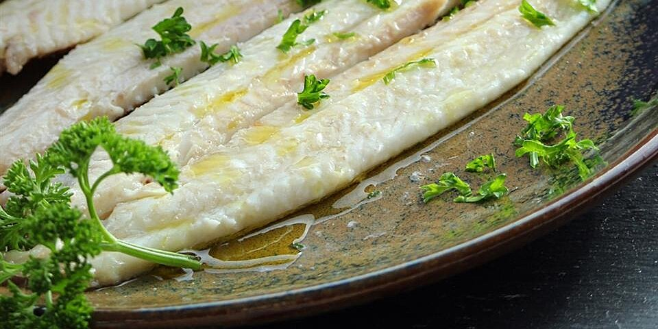 quick and easy baked fish fillet recipe