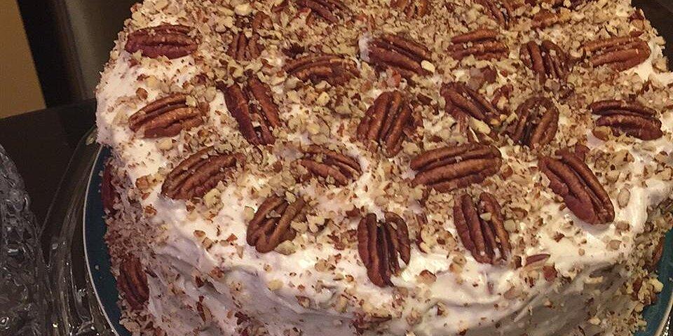 hummingbird cake ii recipe