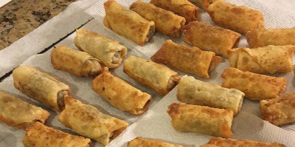 lumpia rolls recipe