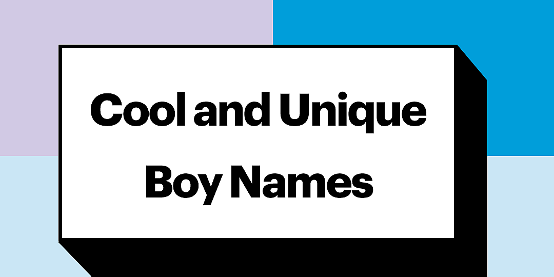 Unique Boy Names 2020 Parents
