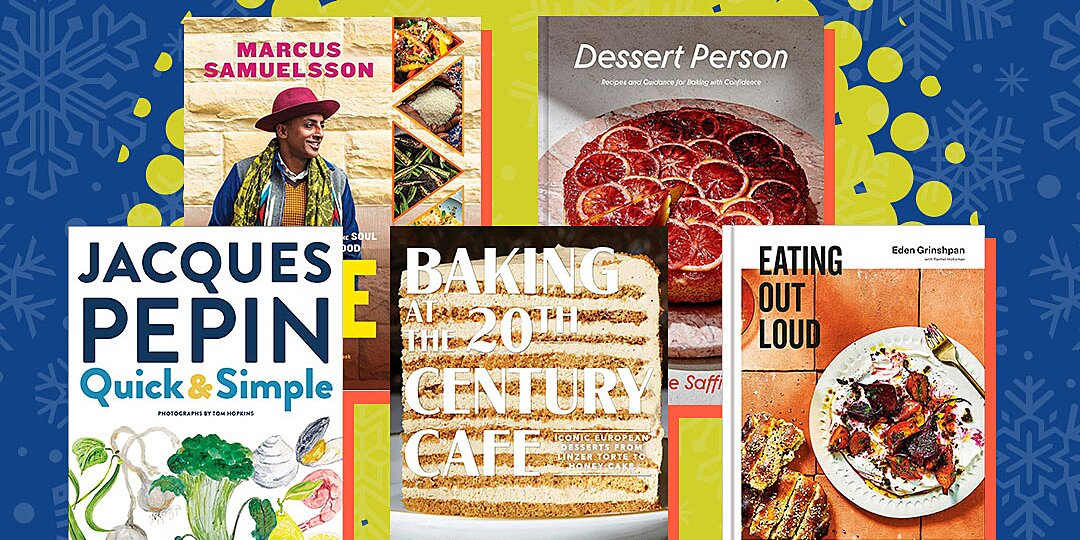 best cookbooks of 2020 that make great holiday gifts