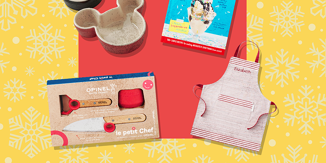 25 gifts for kids who love to cook