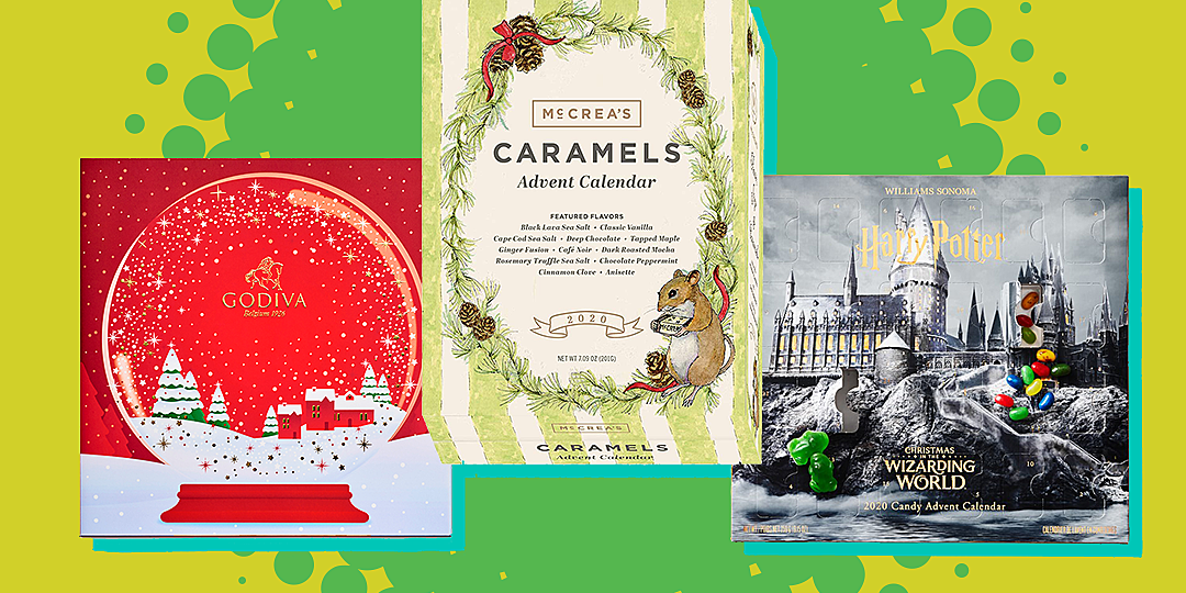 best food and drink advent calendars for 2020