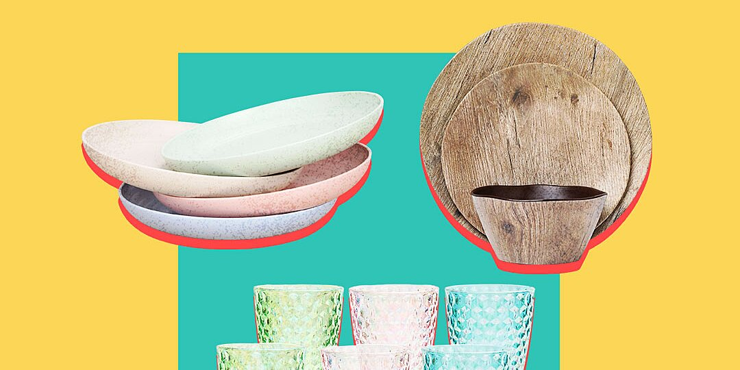 10 unbreakable dishes and glasses that will stand up to anything