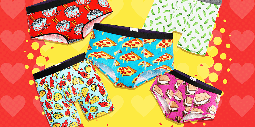 10 best food themed underwear buys for valentines day
