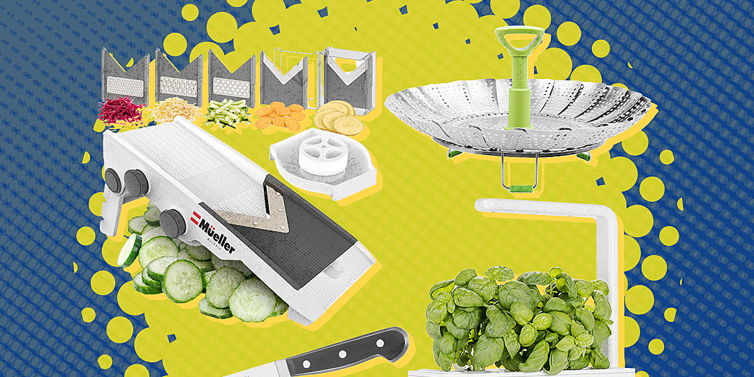 15 kitchen tools that make healthy eating easier