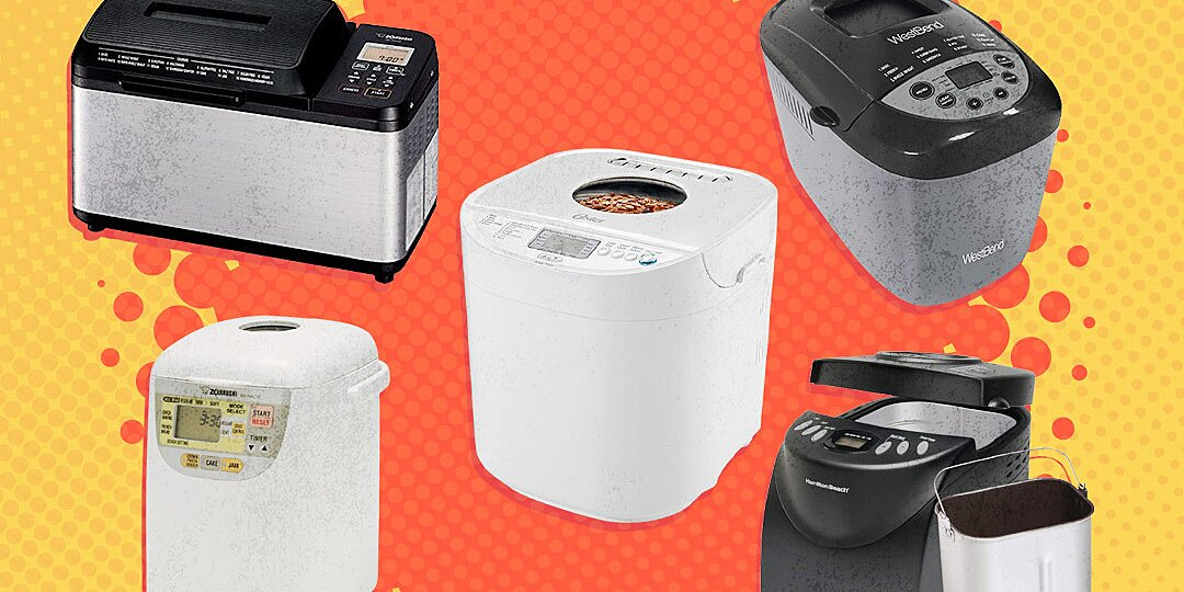 7 best bread machine for 2021 according to reviews