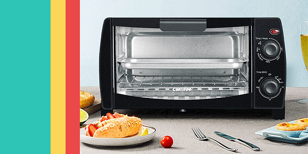 the 9 best toaster ovens to buy for under 100 according to