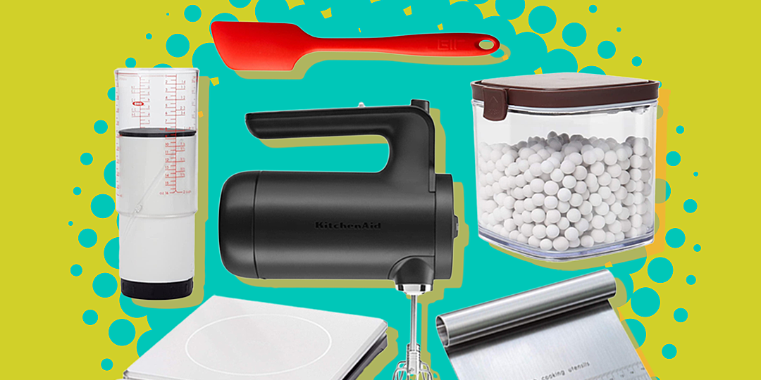 10 essential tools bakers swear by