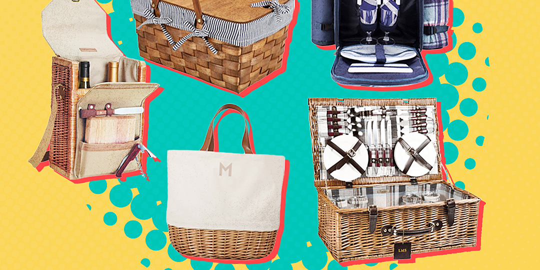 the 10 best picnic baskets for 2021