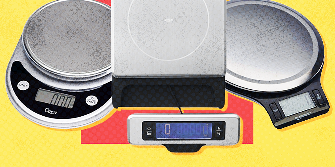 the 3 best food scales to buy in 2021