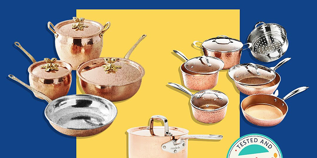 the 7 best copper cookware sets to buy in 2021