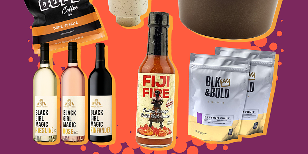 20 black owned businesses to shop for food and kitchen gifts