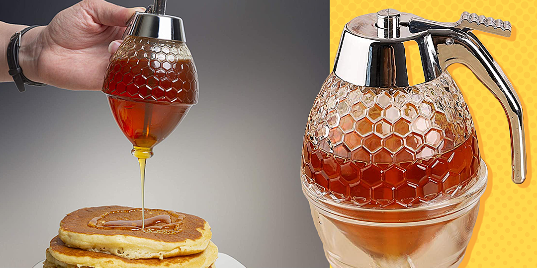 the best selling hunnibi honey dispenser is 39 off for amazon