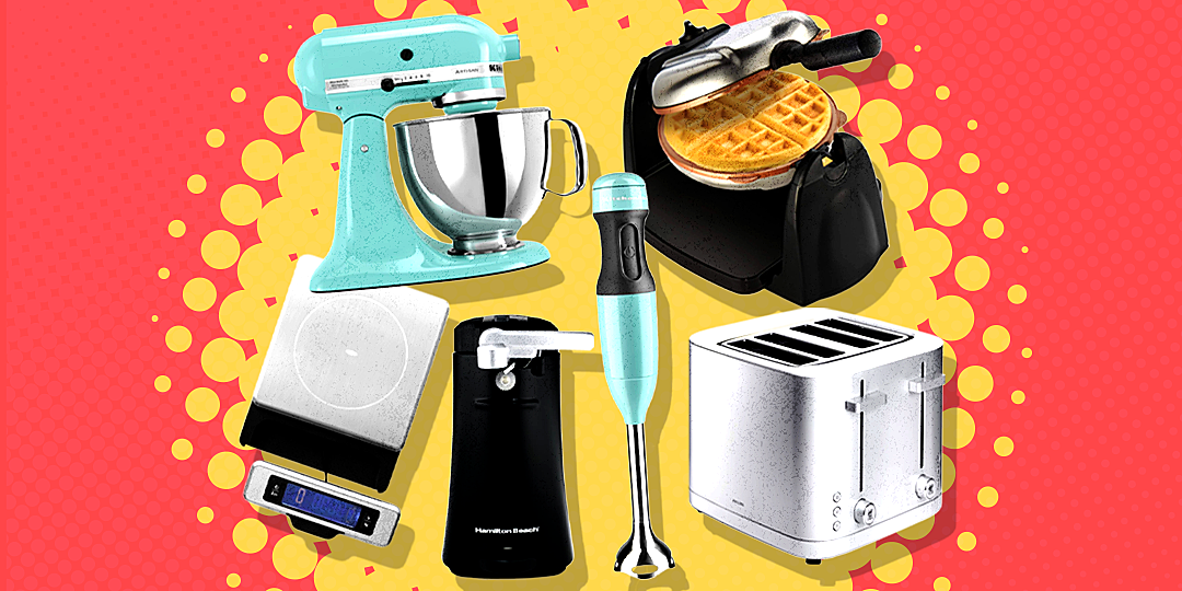 15 must have small appliances for home cooks in 2021