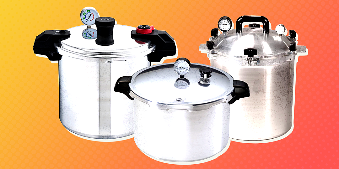 the 6 best pressure canners according to reviews
