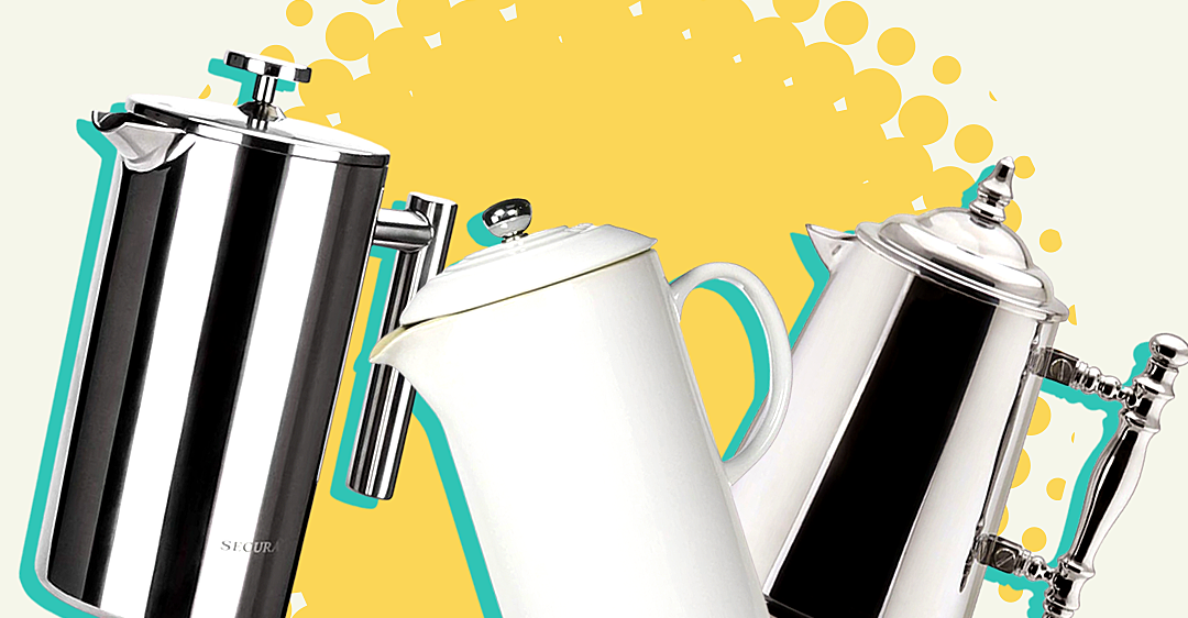 6 Best French Press Coffee Makers to Buy in 2020