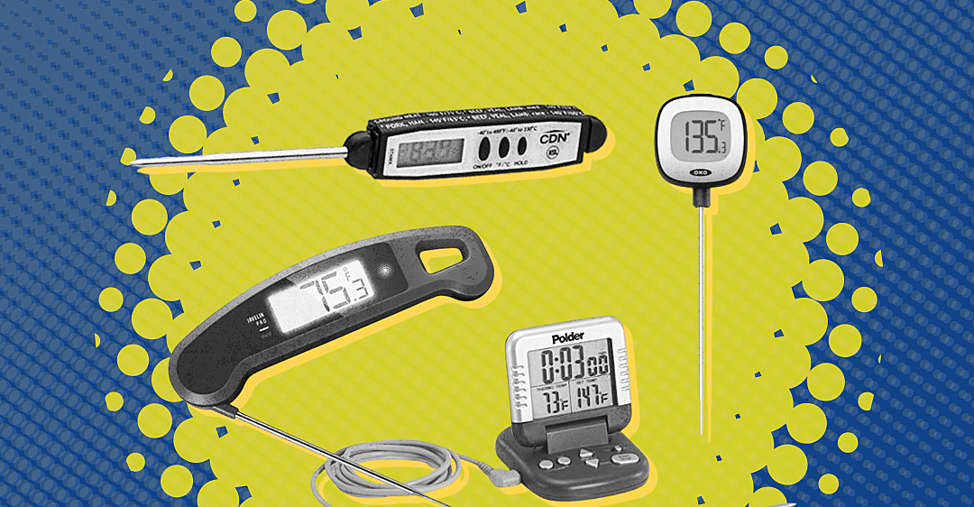 The 10 Best Meat Thermometers to Help You Cook Meat Perfectly Every Time