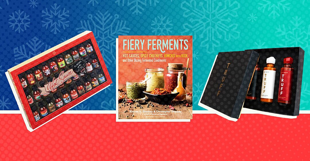 The Ultimate Spicy Gift Guide for People Who Love Heat