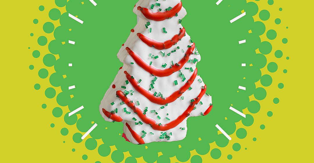People Are Turning Little Debbie Christmas Tree Cakes Into Dip