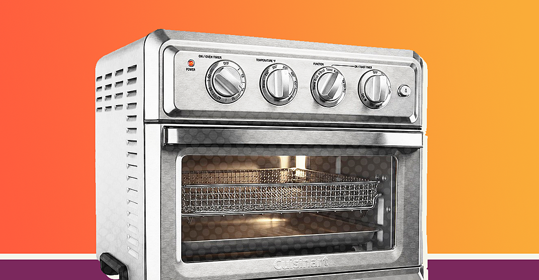 Air Fryer Toaster Ovens Are Selling Out Fast — But This Black Friday Deal Is Still Available
