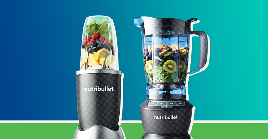 Nutribullet's Black Friday Deals Are Some of the Best We've Seen