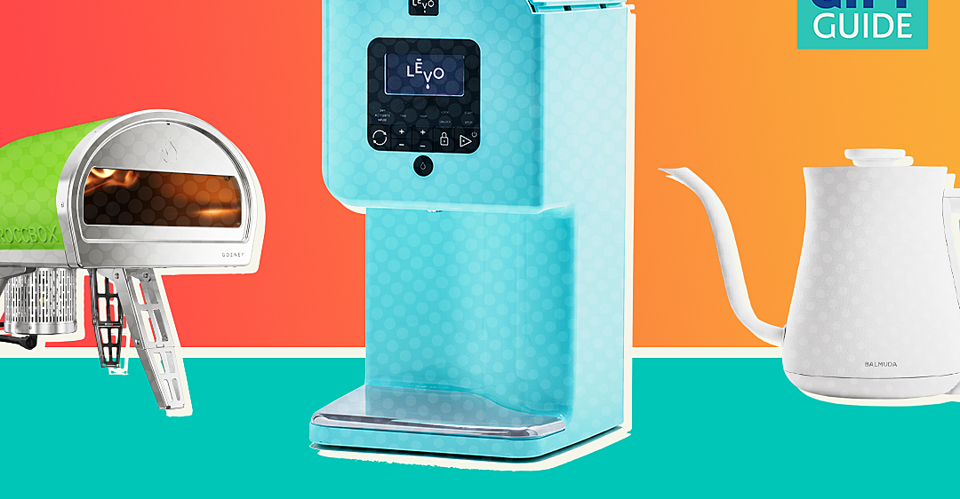 Great Gifts the High-Tech Home Chef Will Love