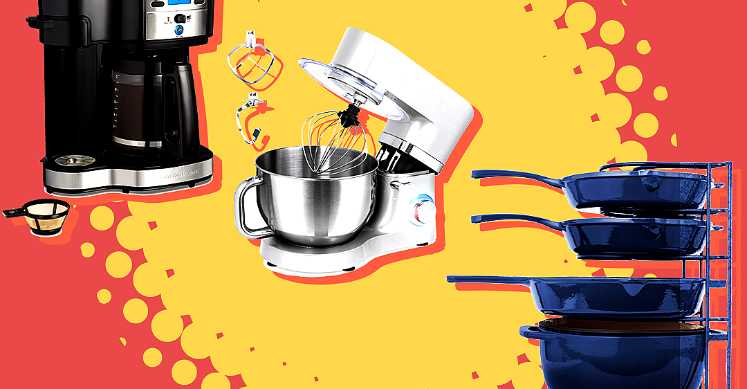 The 30+ Best Cyber Monday Kitchen Deals You Don't Want to Miss