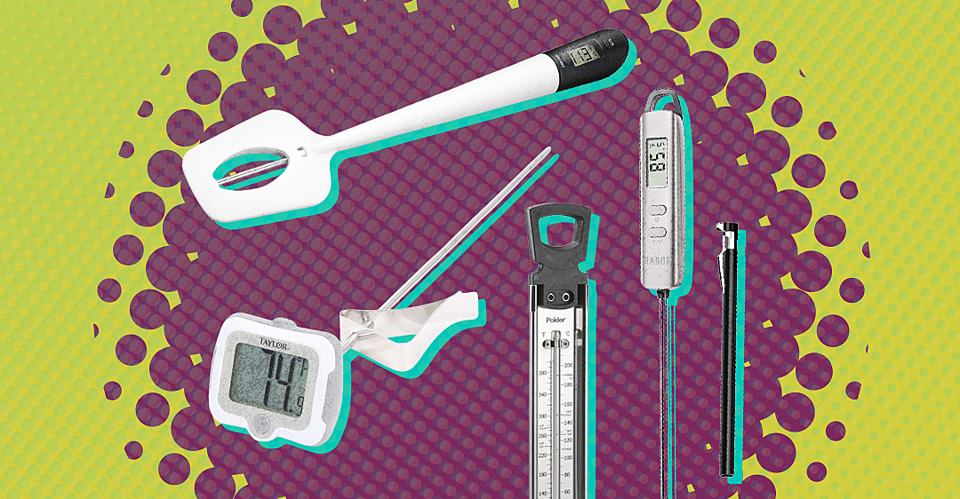 The 9 Best Candy Thermometers so Your Fudges and Taffies Are Perfect Every Time